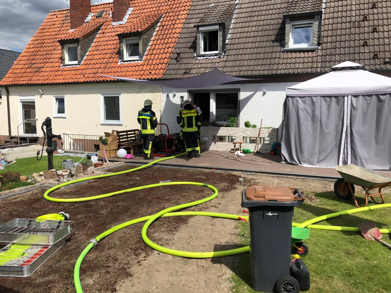 Bild Feuerwehr Ahlen