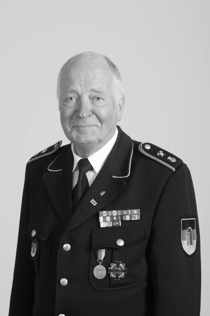 Werner Ketzer - Deutscher Feuerwehrverband (DFV) Barlachstadt Güstrow 6. Deutscher Feuerwehr-Verbandstag