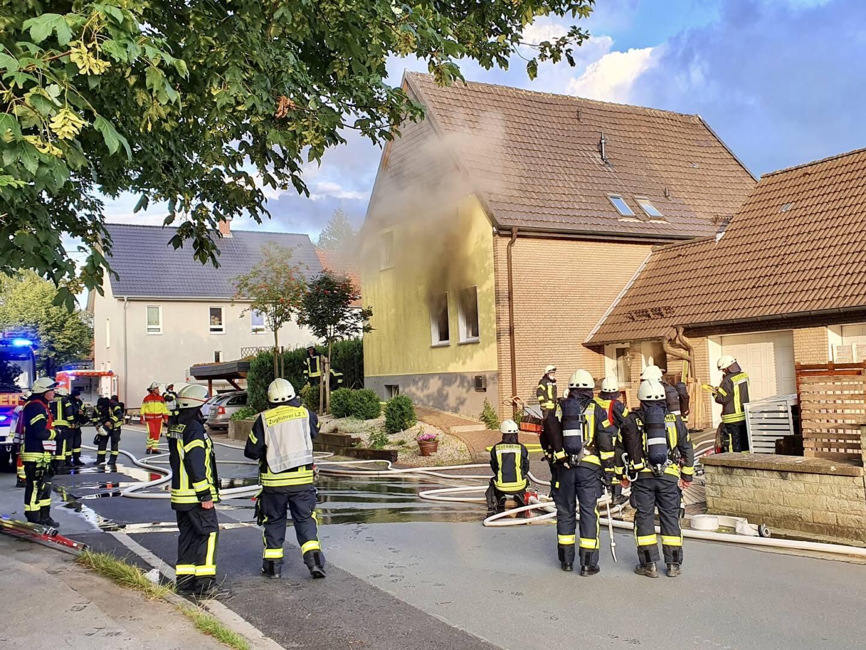 Wohnungsbrand: Rauchmelder verhindert schlimmeres