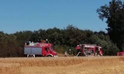 Drohne im Feuerwehreinsatz