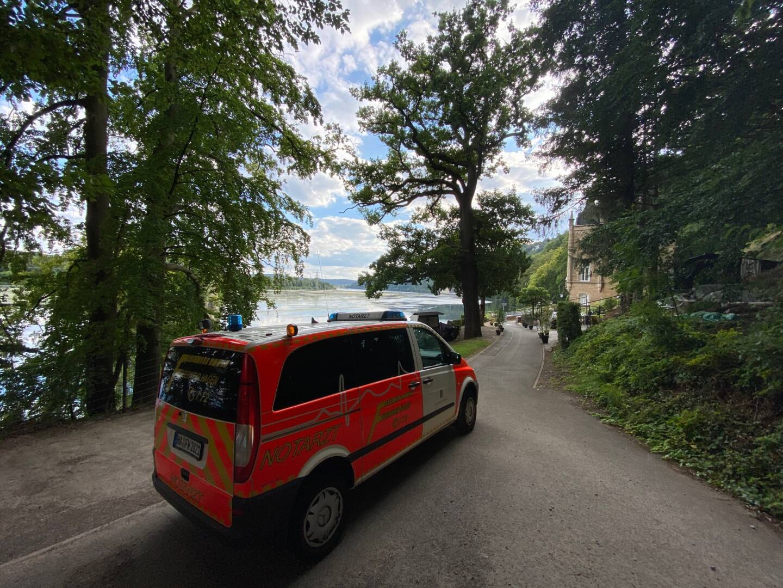 Rettungsaktion am Niedernhof   Bildquelle: Christian Arndt