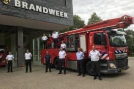 Die Gäste aus Bocholt erhielten durch Christiaan Velthausz einen umfassenden Einblick in das niederländische Feuerwehrwesen.