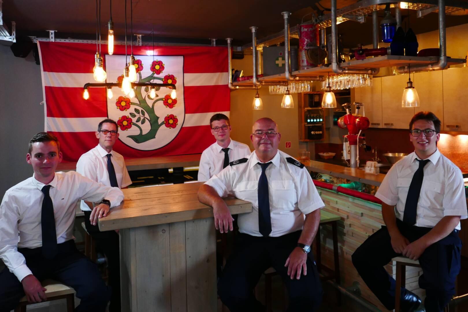 Feuerwehr im Fernsehen