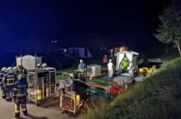 Chlorgasaustritt in Sigmaringen